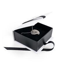 Wholesale Jewelry Gift Boxes black & white 250 per lot -  New - 26 cents ea +FS