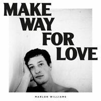 Marlon Williams Make Way For Love LP VINYL Dead Oceans 2018 NEW