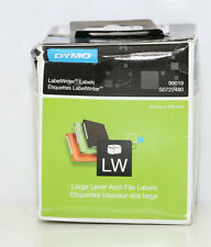 Dymo S0722480 59 mm x 190 mm Rolle, selbstklebend weiß 110 Stück