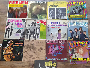disques vinyles rare