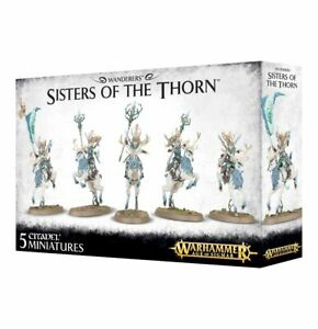 Wanderers Sisters of the Thorn Age of Sigmar Games Workshop (D)