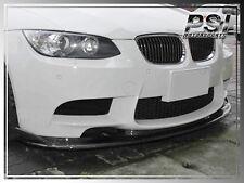 2008-2013 BMW E90 / E92 / E93 /  M3 HM Style Carbon Fiber Front Bumper Lip