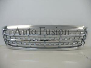 Grille Front Chrome/Silver For Toyota Hilux Tgn/Kun/Ggn 2008-2011