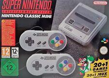 Nintendo Classic Mini: Super Nintendo Entertainment System SNES Mini - Neu & OVP