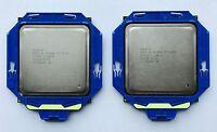 Matched Pair 2 x Intel Xeon E5-2670 SR0KX - 2.6GHz 20MB Eight Core Processors