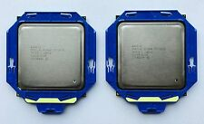 MATCHED PAIR 2 x Intel Xeon E5-2670 SR0KX - 2.6GHz huit processeurs core