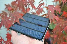 12V panel Solar Policristalino 3w Watts 250ma