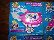 Zhu Zhu Pets Hamster House Starter Set With Exclusive Hampster Patches