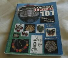 Collecting Costume Jewelry 101-Starting-Building-Collecting Julia Carroll 2004