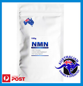 NMN (Nicotinamide Mononucleotide) 99% Pure 100g