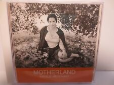 NATALIE MERCHANT ~ MOTHERLAND ~ 2001 ~ LIKE NEW CD