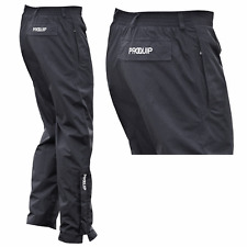 PROQUIP GOLF AQUASTORM PRO WATERPROOF TROUSERS. SMALL WAIST 29 INSIDE LEG.