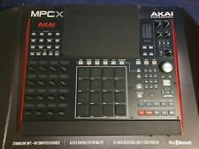 More details for akai mpc x - used a few times, comes with box psu and usb cable. exc. condition