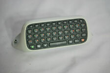 Official Microsoft Xbox 360 White Messenger Chat Pad Keypad