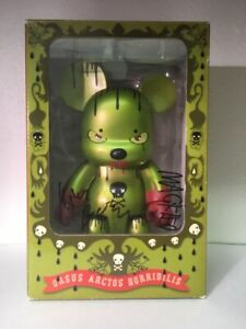 MELVINS GIANT BEAR FIGURE TOY JAPANESE IMPORT NEW IN BOX SIGNED BY KING BUZZO