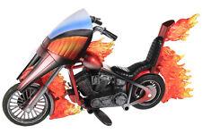 Marvel Legends Series 7 Ghost Rider MOTORCYCLE BASE figure accessory ToyBiz 2004