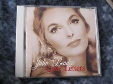 "JULIE LONDON CD ""LOVE LETTERS"" JAPANESE IMPORT  VHTF WITH OBI"