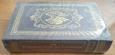 EASTON PRESS - THE FREDERICKSBURG CAMPAIGN by O'REILLY - NEW SEALED