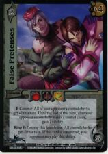UFS CCG Soul Calibur III False Pretenses Foil Promo