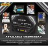 2020 PANINI BLACK FOOTBALL FACTORY SEALED HOBBY BOX IN STOCK FREE SHIPPING