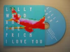 LILLY WOOD AND THE PRICK : I LOVE YOU [ EP ]