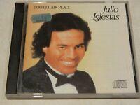 Julio Iglesias 1100 Bel Air Place CD {no bar code} [First CD Release 1984]