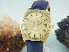Omega Constellation Automatik 18K 750 Gold cal. 564 Schnellschaltung Vintage