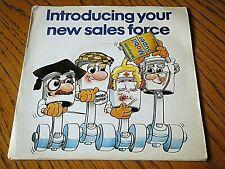 "LESLIE PHILLIPS - MOBILE SUPER RADIO COMMERCIALS 1978 AUTUMN CAMPAIGN  7"" VINYL"