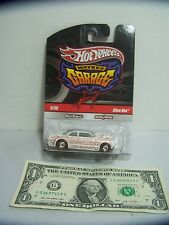 Hot Wheels Wayne's Garage White/Flames Shoe Box - M/M - RR - 2010