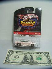 Hot Wheels Wayne's Garage White/Flames Shoe Box - M/M - RR - 2010