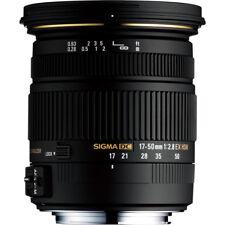 Sigma 17-50mm F2.8 EX DC OS HSM Lente Nikon Fit