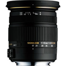 Sigma 17-50mm F2.8 EX DC OS HSM Lens - Nikon Fit