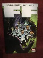 FF Volume 4 Hardcover Hickman Dragotta Walta Araujo Marvel Premiere Edition HC