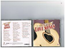TIME LIFE CD. CLASSIC COUNTRY..LOVE SONGS..RARE