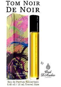 TOM NOIR DE NOIR PURE PERFUME OIL 12ML PREMIUM QUALITY ALTERNATIVE RETAIL BOXED