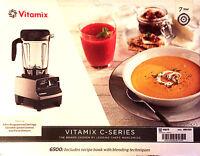 Vitamix 6500 High Performance Blender Low Profile Pitcher White