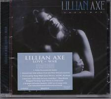 LILLIAN AXE 'LOVE + WAR' ROCK CANDY 2017 REMASTERED DELUXE EDDITION