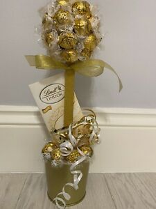 Lindt Lindor white chocolate sweet tree!  Great Gift!!