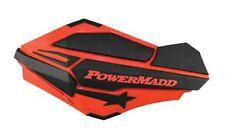 POWERMADD 224078 Sentinel ATV/Snowmobile Handguards, Honda Red/Black