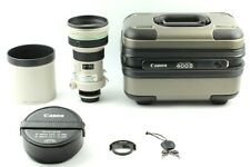 【MINT++  w/ Trank Case】Canon EF 400mm f/ 4 DO IS USM AF Lens for EOS from JAPAN