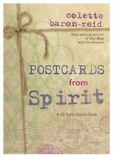 Postcards From Spirit Colette Baron-reid Inspiration Every Day Hayes House VGC