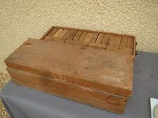 ancien jeu jouet de construction bois art populaire artisanal montagne