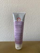 First Aid Beauty Kp Bump Eraser Body Scrub | 10% Aha 4oz/114g Sealed - Full Size