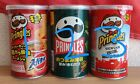 Pringles Japan Choose One Can Seaweed Nori Sichuan Spicy Chicken Argentine Bbq
