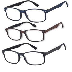 Reading Glasses Mens Womens Lightweight Unisex