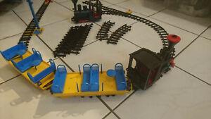 Faller Playtrain Train compatible playmobil