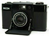 Ricoh FF-1 35mm Film Camera w/1:2.8 Lens *Working* #ah12c