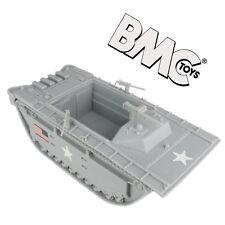 BMC WW2 USMC Amtrac LVT-2 1:32 Scale Amphibious Vehicle for Plastic Army Men