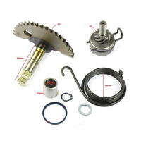 For 50CC GY6 139QMB Scooter ATV Kick Start Kit Complete Gear Shaft Spring Pi CA