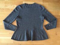 Cocoa Cashmere London Sweater L